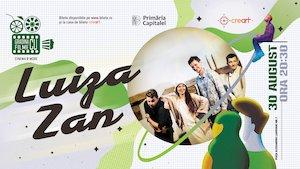 bilete Concert Luiza Zan la Gradina cu filme