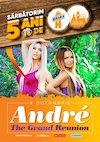 bilete ANDRE - The Grand Reunion - Beraria H