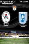 bilete CS Gaz Metan Medias - Universitatea Craiova - CASA Liga 1