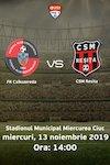 bilete FK Csikszereda - CSM Resita