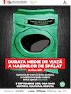 bilete Durata medie de viaţă a maşinilor de spălat