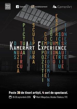 Bilete la  KamerArt Experience