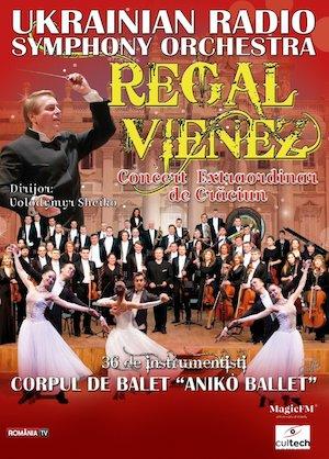 Bilete la  Regal Vienez - Concert Extraordinar de Craciun