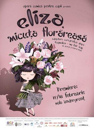 Eliza, micuta florareasa