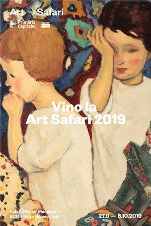 Bilete la  Art Safari