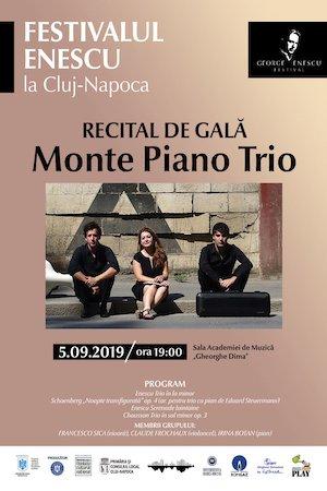 Bilete la  Festivalul Enescu la Cluj-Napoca