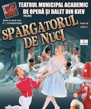 Bilete la  Spargatorul de Nuci - Kiev Balet