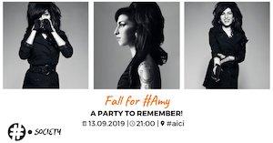 bilete Fall for #Amy!