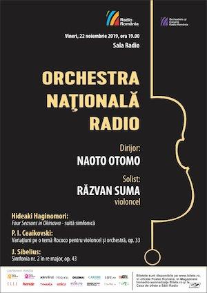 Razvan Suma - Orchestra Nationala Radio - Ceaikovski