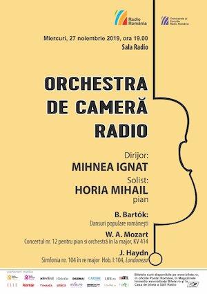 Horia Mihail - Mihnea Ignat - Orchestra de Camera Radio