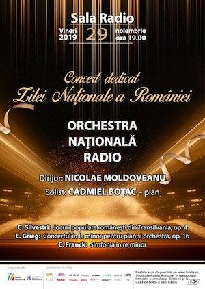 Concert dedicat zilei Nationale A Romaniei