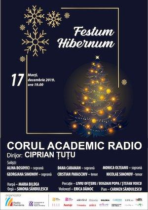 Concert de Colinde - Corul Academic Radio