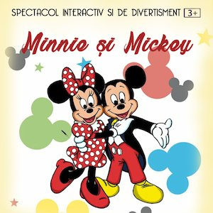 Bilete la  Minnie si Mickey la Artist Cafe