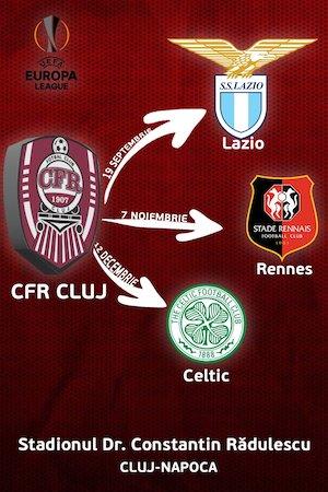 Pachet Grupa E Europa League