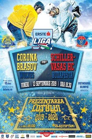Bilete la  CSM Corona Brasov - Schiller-Vasas HC