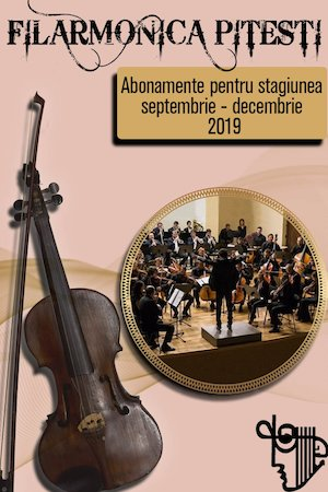 Abonamente Filarmonica Pitesti