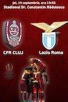 bilete CFR Cluj v Lazio Roma