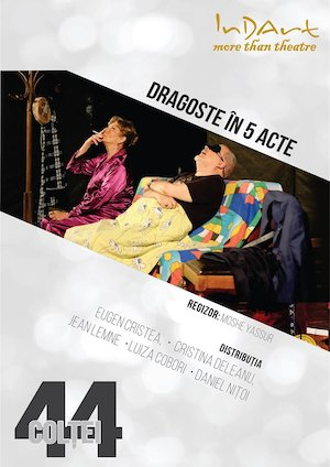 Dragoste in 5 acte cu Eugen Cristea