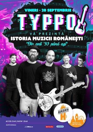 TYPPO Istoria Muzicii Romanesti