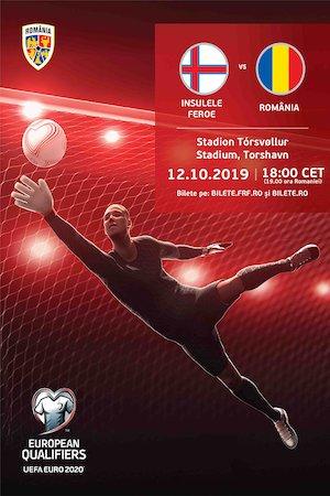 Bilete la  Insulele Feroe vs Romania