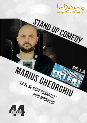 Bilete la  Stand up comedy Fara Vulgaritate