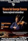 bilete Vioara lui George Enescu