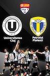 bilete FC Universitatea Cluj v Petrolul Ploiesti