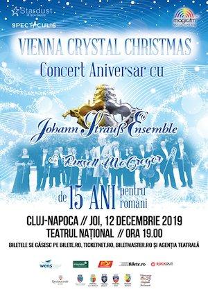 Bilete la  Vienna Crystal Christmas - cu Johann Strauss Ensemble