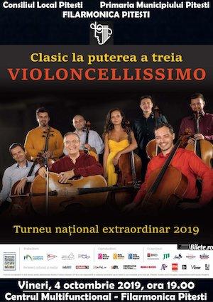 Concert Simfonic Violoncellissimo