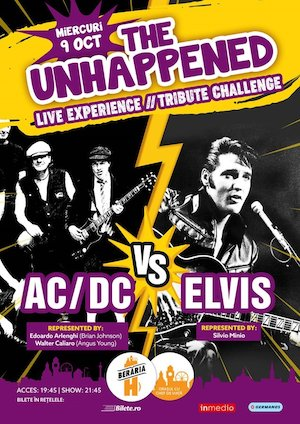 The Unhappened AC/DC vs Elvis