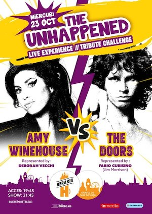 The Unhappened Amy Winehouse vs. The Doors