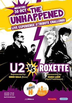 The Unhappened U2 vs.Roxette
