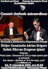 bilete Concert simfonic la Filarmonica Pitesti cu Boian Videnoff