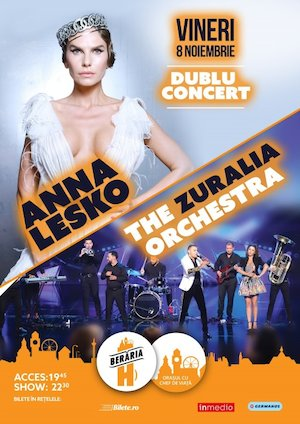 Anna Lesko + The Zuralia Orchestra