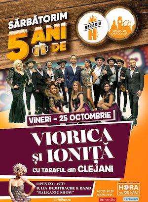 Concert Viorica & Ionita + Taraful din Clejani