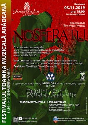 Festivalul Toamna Muzicala Arădeană Ediția a VIII-a