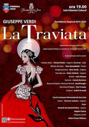 Bilete la  La Traviata