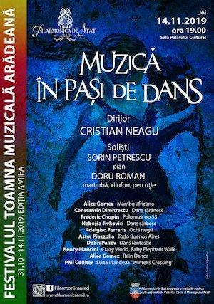 Bilete la  Festivalul Toamna Muzicala Arădeană Ediția a VIII-a