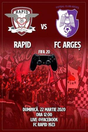 Bilete la  FC Rapid Bucuresti - ACS Campionii Fotbal Club Arges