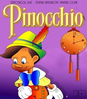 Aventurile lui Pinocchio la Artist Cafe