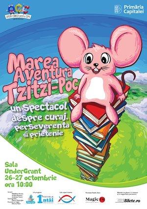 Bilete la  Marea Aventura Tzitzi-Poc