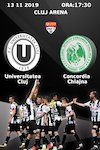 bilete FC Universitatea Cluj v CS Concordia Chiajna