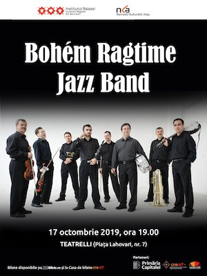 Bohem Ragtime Jazz Band