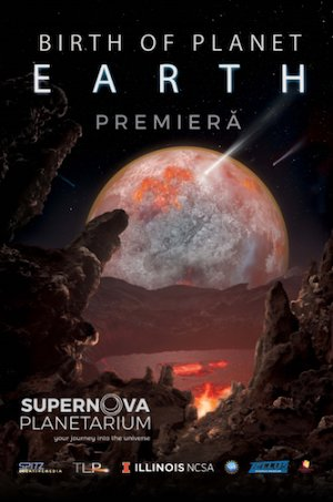 bilete Planetarium - Earth