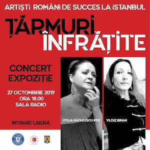 Tarmuri Infratite - Artisti Romani de Succes la Istanbul
