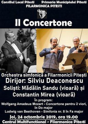 Il Concertone la Filarmonica Pitesti