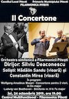 bilete Il Concertone la Filarmonica Pitesti
