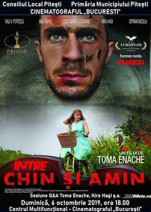 Bilete la  Intre Chin si Amin la Cinematograful Bucuresti