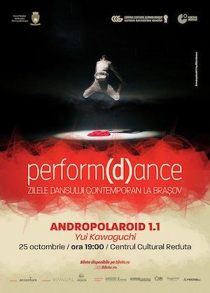 Zilele dansului contemporan la Brasov - Andropolaroid 1.1