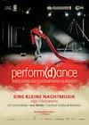 bilete Zilele dansului contemporan la Brasov - Eine kleine Nachtmusik